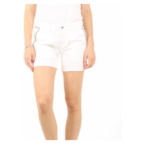 Guess dámské bílé šortky