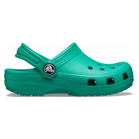 Crocs Classic Clog K Deep Green