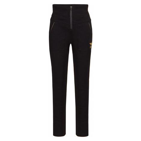 Kalhoty AERONAUTICA MILITARE černá