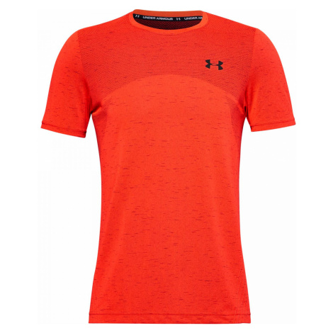 Tričko Under Armour Seamless Sportstyle Červená