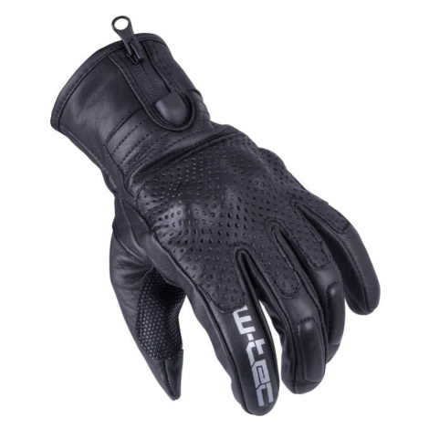 Pánské moto rukavice W-TEC Swaton Barva černá