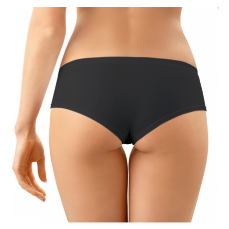 Kalhotky s nízkým lemem bezešvé Short sgambato Invisibile Intimidea