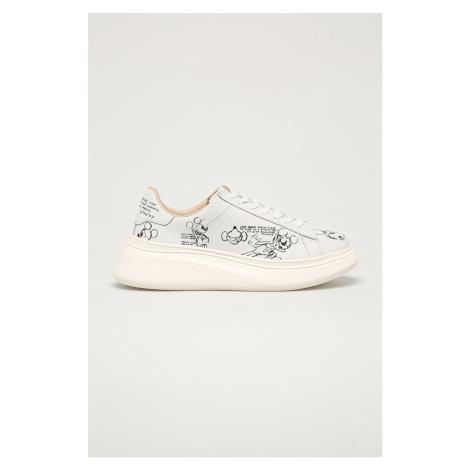 MOA Concept - Kožené boty x Disney