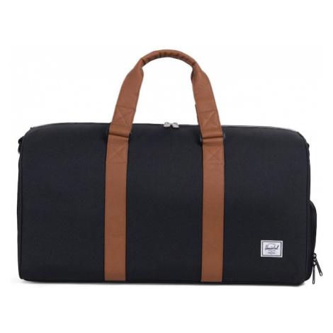 Herschel Cestovní taška 'Novel' černá