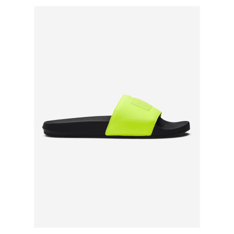 Core Remix Neon Pantofle Under Armour Žlutá