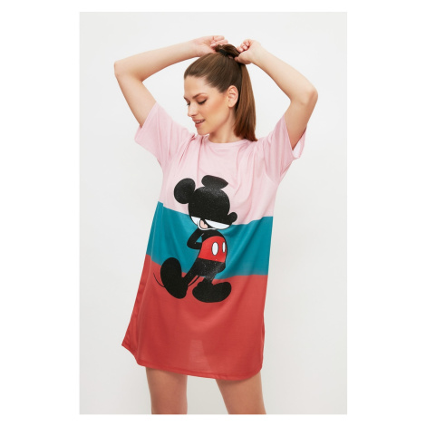 dámské šaty Trendyol Mickey Mouse