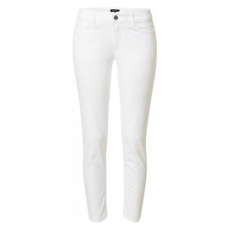 MORE & MORE Kalhoty bílá