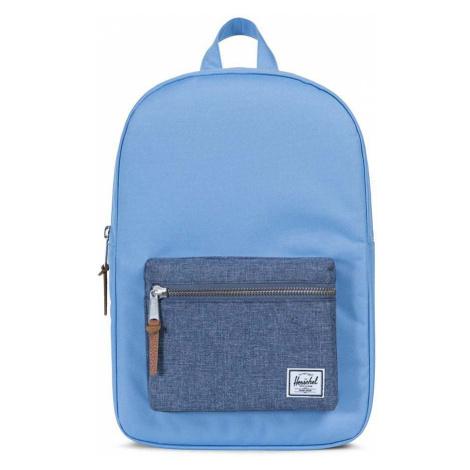 Modrý batoh – Settlement Mid–Volume Herschel