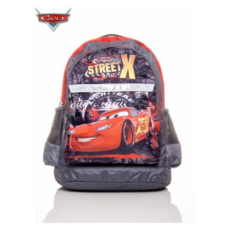 Boys´ school backpack CARS print
