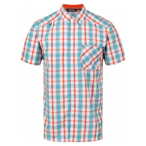 Pánská košile RegattaINDANO III oranžová