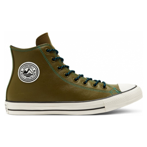 Tumbled Leather Chuck Taylor All Star Converse