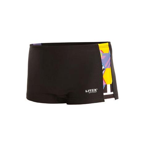 Chlapecké plavky Litex 88519 | černá