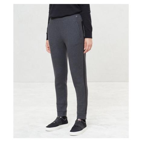 Napapijri NAPAPIJRI dámské tmavě šedé teplákové kalhoty