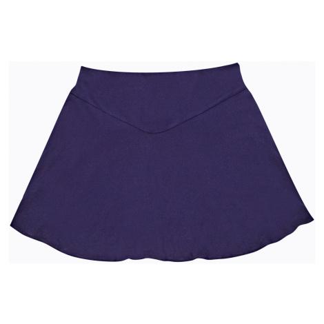 GATE Sukně se šortkami z úpletu