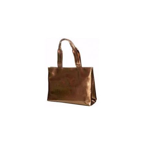 LOVE MOSCHINO Gold dámská kabelka