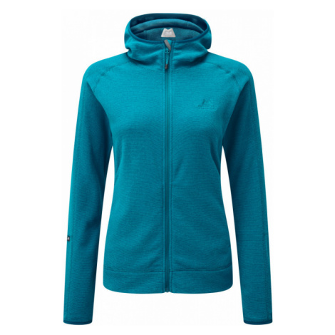 Dámská bunda Mountain Equipment Woman´s Diablo Hooded Jacket tasman blue