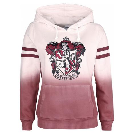 Harry Potter Gryffindor Dámská mikina s kapucí vícebarevný