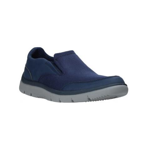 Clarks 26140336 Modrá