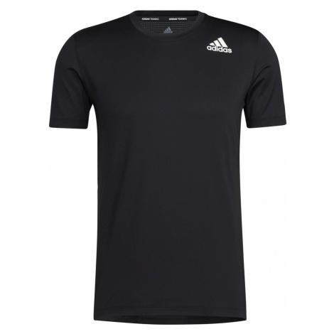 Tričko adidas TF SS Černá