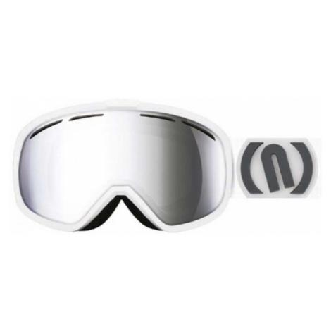 Neon ROCK bílá - Lyžařské brýle