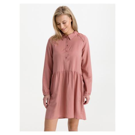 Fay Šaty Vero Moda Růžová