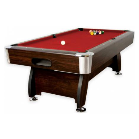 Tuin 1424  pool billiard kulečník 7ft - s vybavením