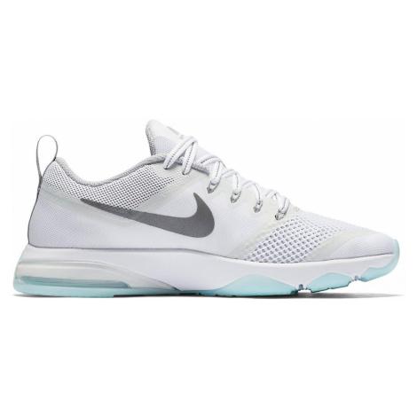 Dámské tréninkové boty Nike Air Zoom Fitness Reflect Bílá / Světle modrá