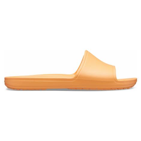 Crocs Crocs Sloane Slide W Cantaloupe W9