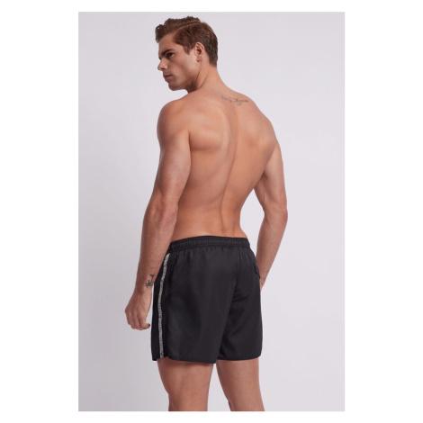 Emporio Armani Underwear Emporio Armani logo plavky- black