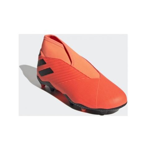 Adidas Kopačky Nemeziz 19.3 Laceless Firm Ground Oranžová