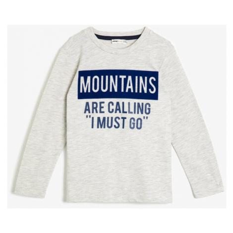 Koton Gray Kids T-Shirt