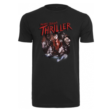 Mr. Tee Michael Jackson Thriller Zombies Tee black