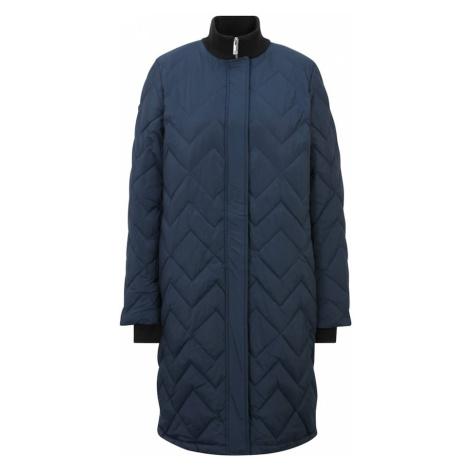 Y.A.S Tall Zimní bunda 'BENIRA' chladná modrá