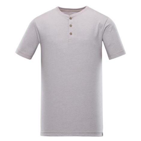 Inder fialová pánské triko ALPINE PRO