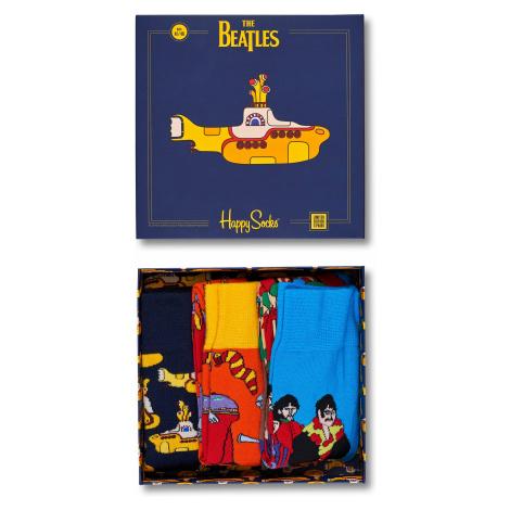 Dárková krabička Happy Socks EP x The Beatles, unisex