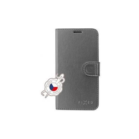 FIXED FIT Shine pro Samsung Galaxy A50 antracitové