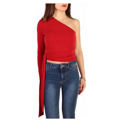 Červené elastické tričko - MARCIANO GUESS