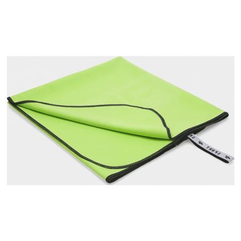 Sportovní ručník 4F RECU200B Zelený 80x130cm