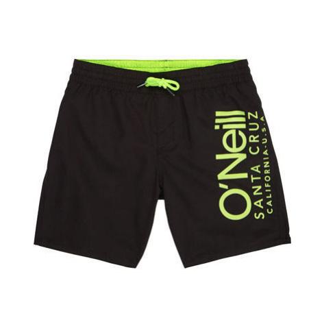 O'Neill PB CALI SHORTS černá - Chlapecké šortky do vody