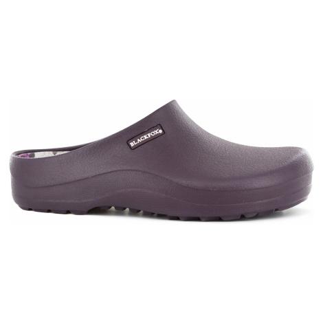 Pantofle Clogsy Cottage BLACKFOX, dámské, violet