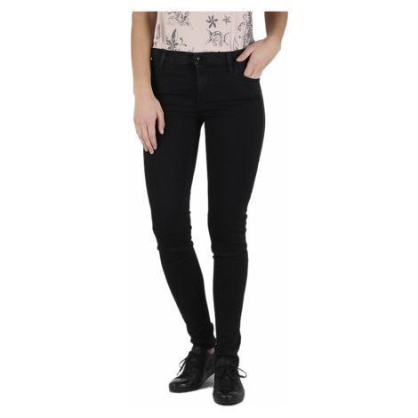 Černé elastické džíny - REPLAY