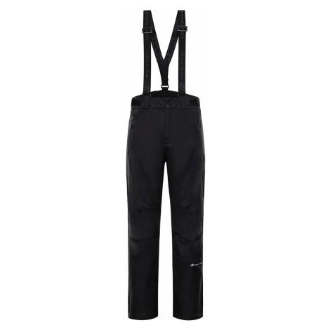 Pánské lyžařské kalhoty Alpine Pro SANGO 7 - černá