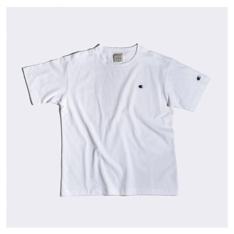 Bílé tričko Crewneck T-Shirt Champion