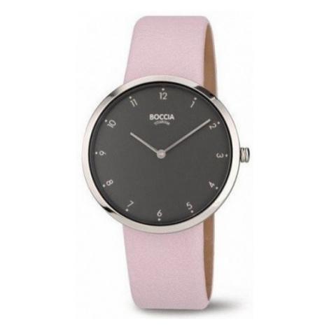 BOCCIA 3309-04, Dámské náramkové hodinky Boccia Titanium