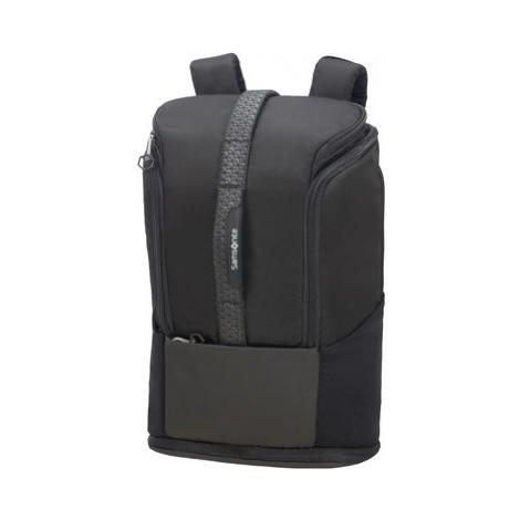 "SAMSONITE Batoh na notebook 14"" Hexa-packs Expander Black, 32 x 17 x 49 (116872/1041)"