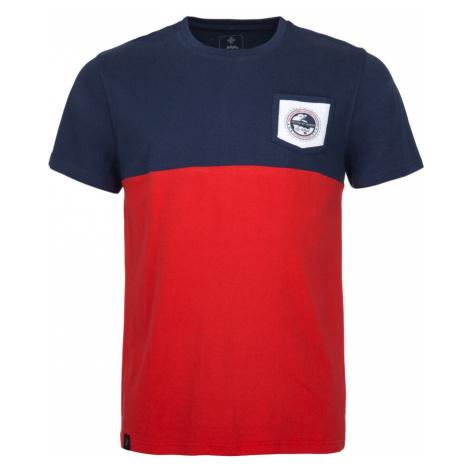 KILPI Pánské triko AREC-M JM0302KIRED Červená