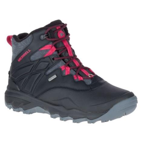Merrell THERMO ADVNT ICE+ 6 WP černá - Dámské zimní boty