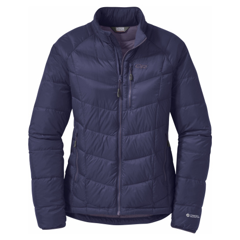 dámská bunda OUTDOOR RESEARCH Women'S Sonata Down Jacket, Bluevio/Fig