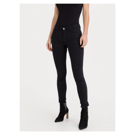 Curve X Jeans Guess Černá