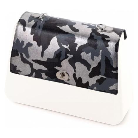 Klopa camouflage navy / silver pro obag queen O bag